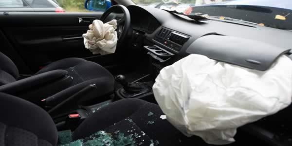 Accidents, Air Bags & the Tyndall Effect in DUI Cases