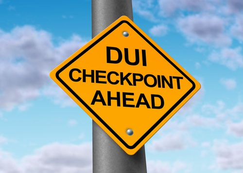 DUI Checkpoints in South Carolina