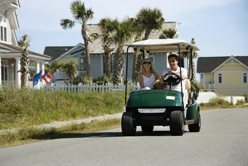 What Are the Golf Cart Laws in South Carolina?